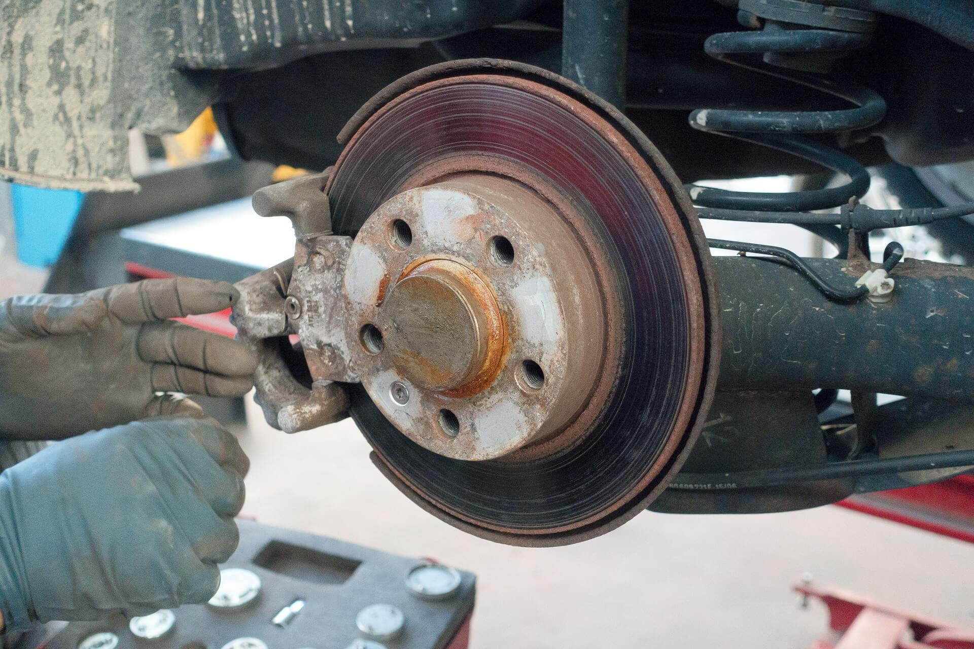 How To Replace Brake Rotors