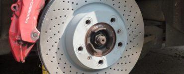 vented brake rotor