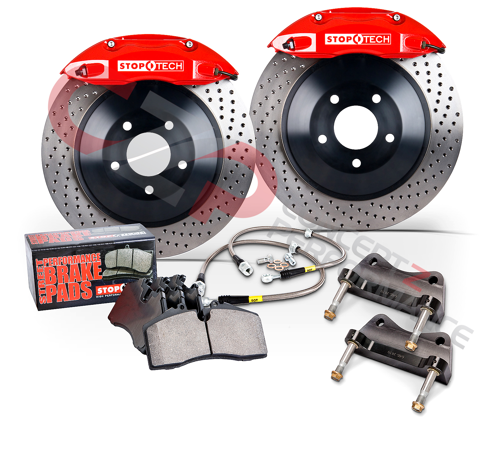 Brake Kits vs Big Brake Kits