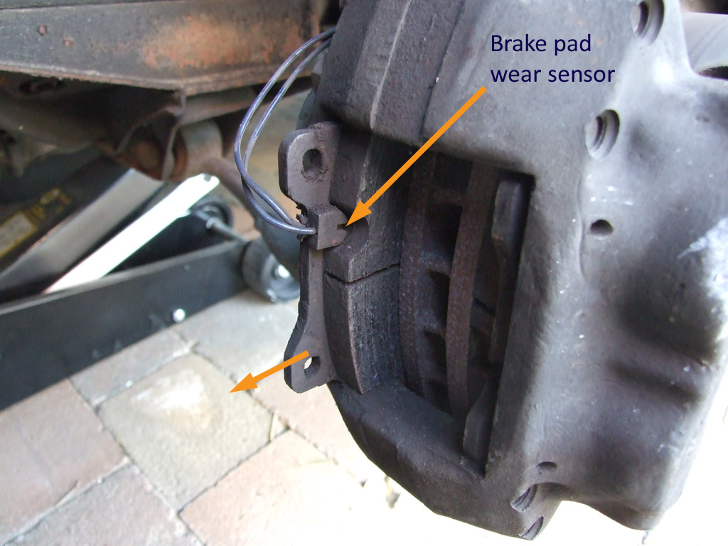 What are Brake Wear Sensors?