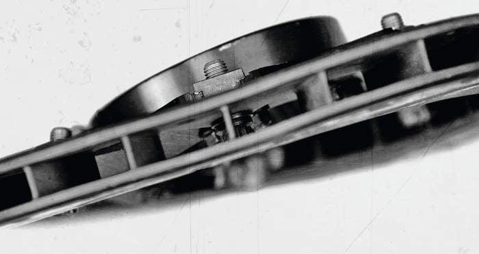 warped rotor