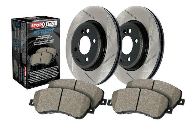 Pad rotor set