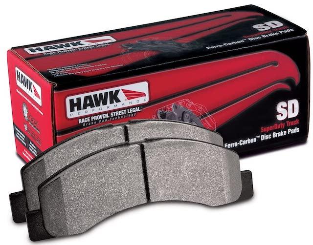 Hawk pads