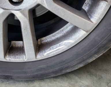 brake dust