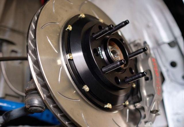 Big rotors