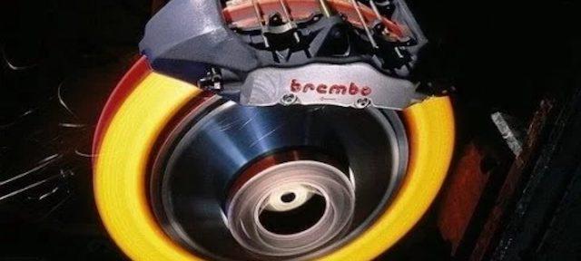 Brake heat