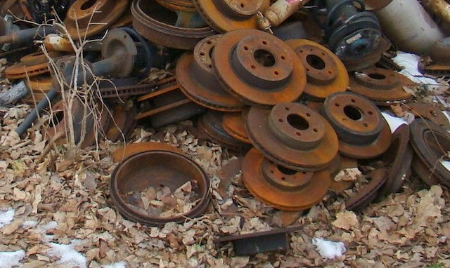 Old rotors