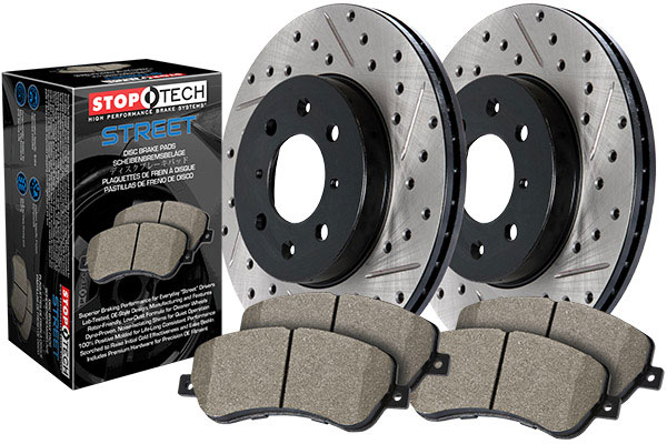Brake Kits - Rotors and Pads