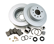 Brake Repair Kits - seals - pins - pistons