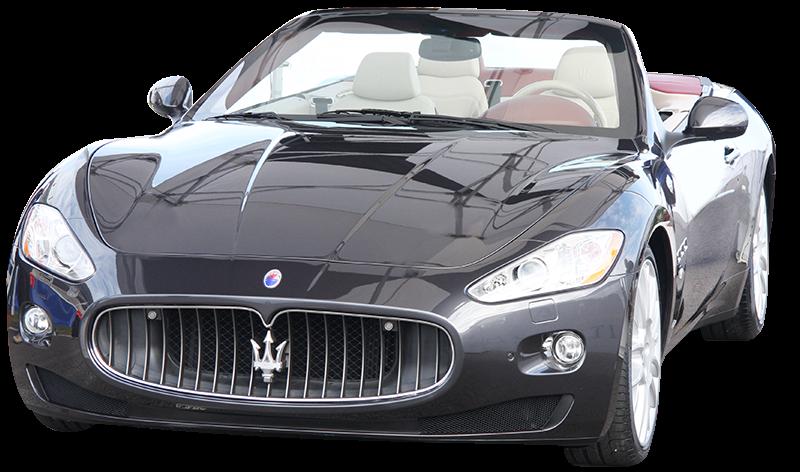 Maserati brake parts