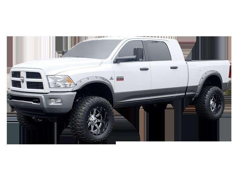 Dodge ram 2500 brake parts