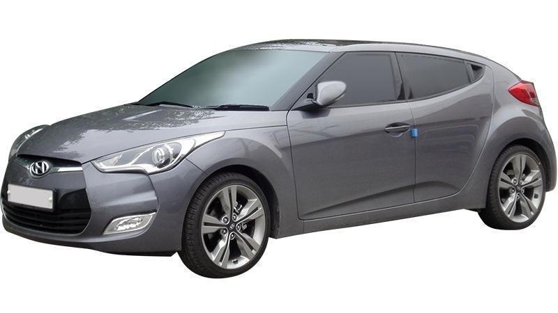 Hyundai veloster brake parts