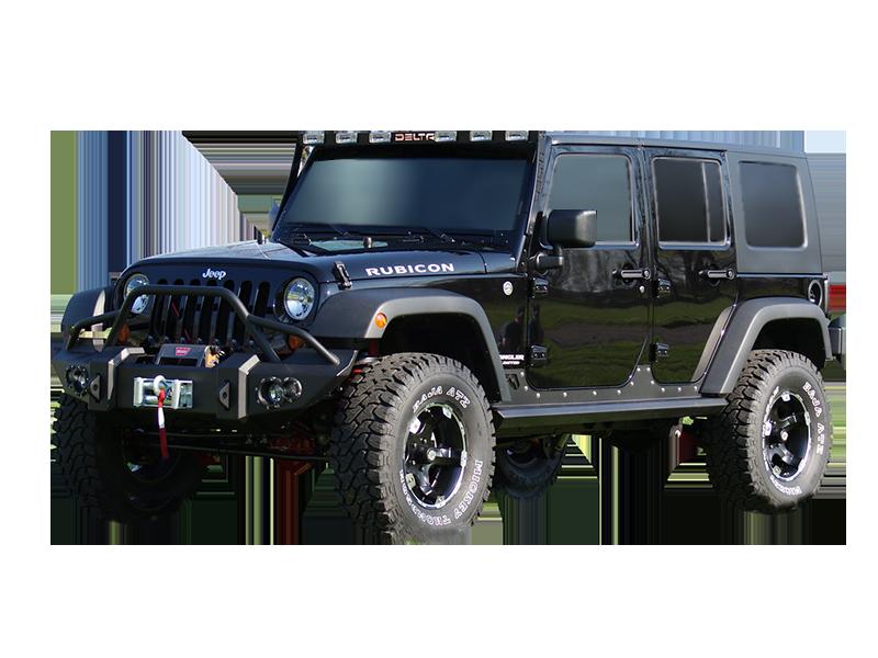 Jeep wrangler brake parts