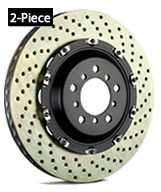 Brembo 2-Piece Drilled
