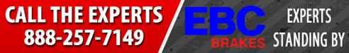 EBC Brakes DP3824C Redstuff Ceramic Low Dust Brake Pad