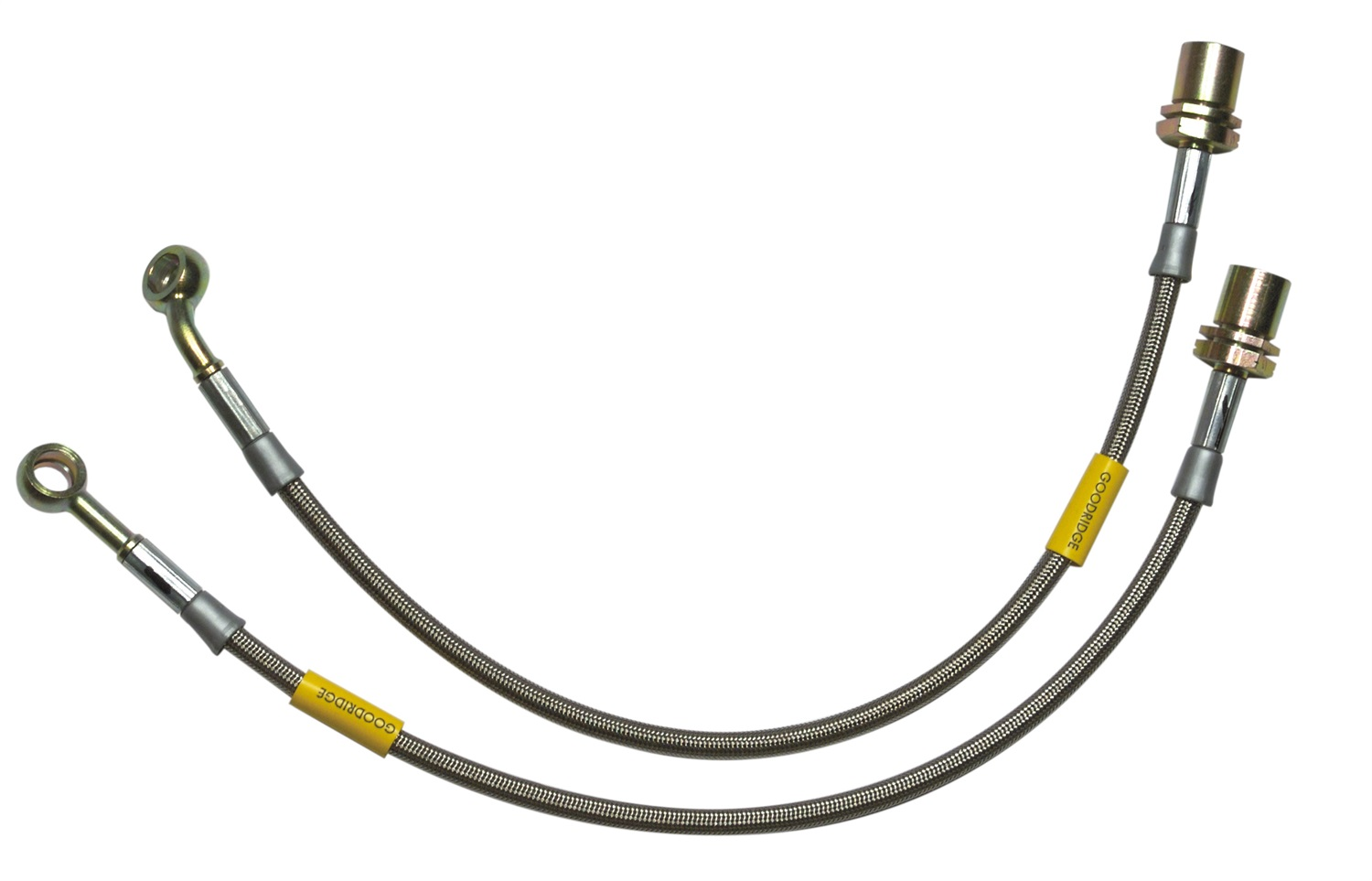 Goodridge 4-21196 - SS Brake Line Kit