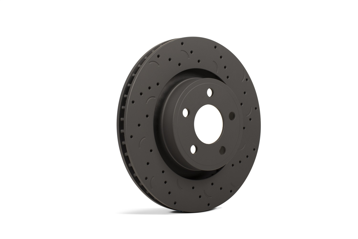 Hawk Performance Brakes HTC4909 Talon Cross-Drilled and Slotted Vented Rotor 12.58 in Diameter 1.94 in Height