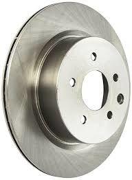 Centric Parts 121.34101 C-Tek Standard Brake Rotor