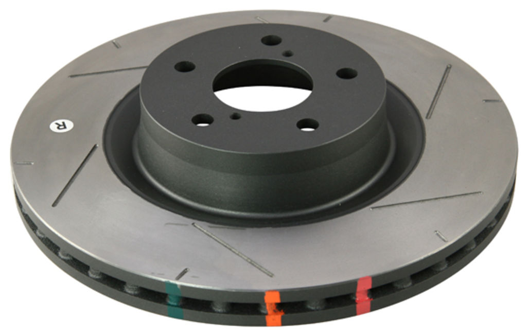 DBA DBA42537SR - Disc Brake Rotor