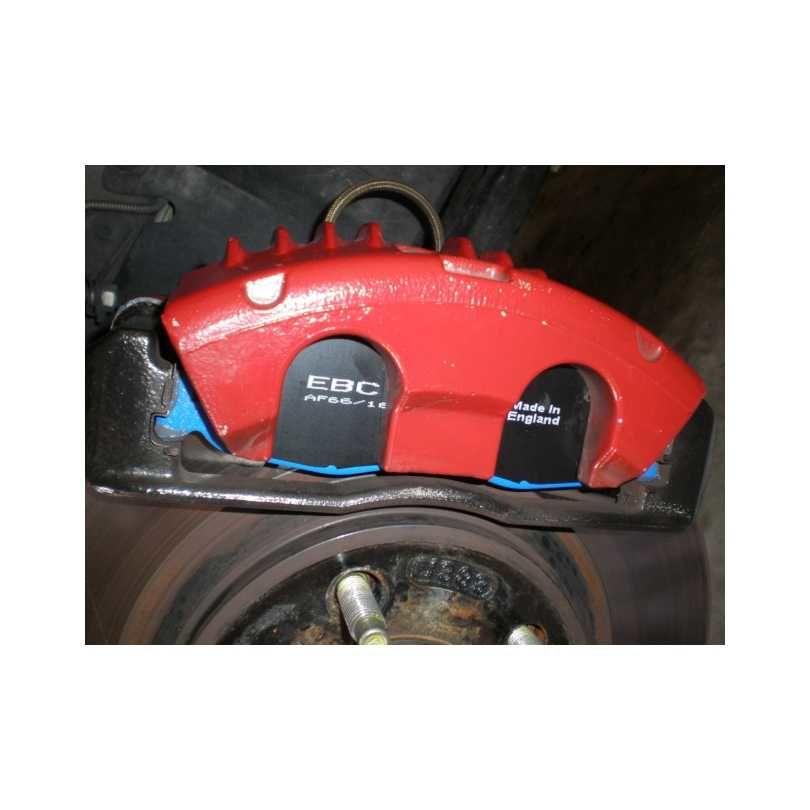 EBC Brakes Bluestuff NDX Track and Street Pad-DP51996NDX-Rear