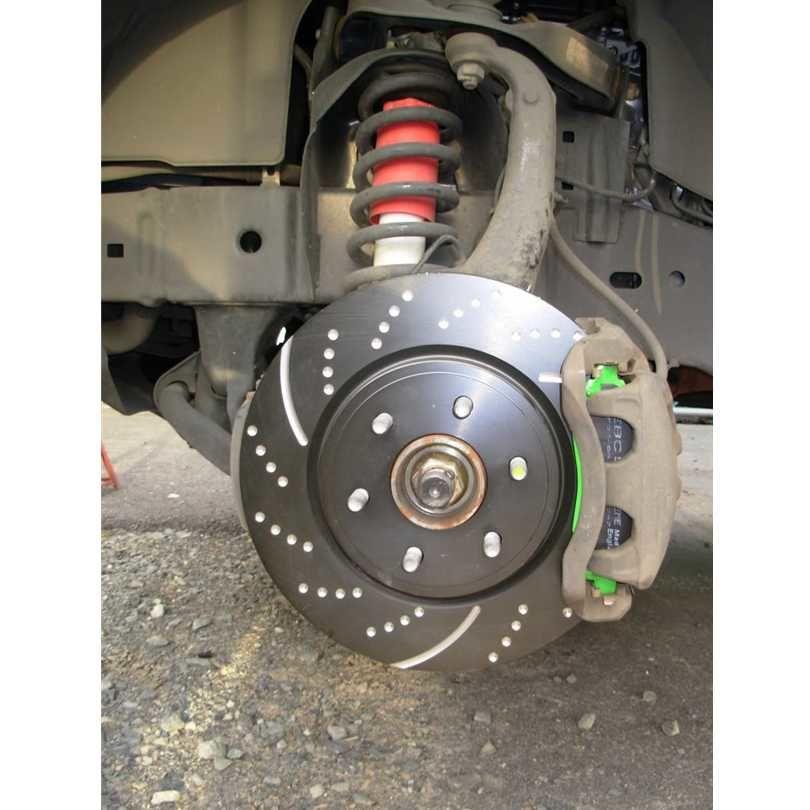 EBC Brakes DP61259 6000 Series Greenstuff Truck and SUV Brake Pad