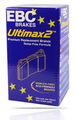 EBC S1KF1468 Stage-1 Premium Street Brake Kit EBC Brakes