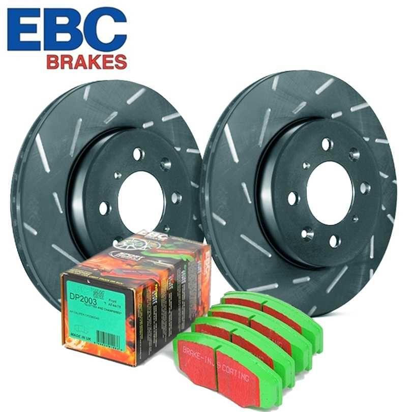 EBC S2KF1189 Stage-2 Sport Brake Kit EBC Brakes