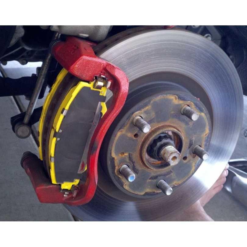 EBC Brakes DP4885R Yellowstuff Street and Track Brake Pad