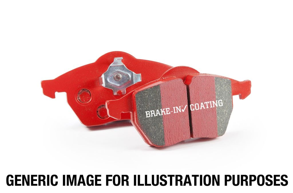 EBC Brakes DP31772C Redstuff Ceramic Low Dust Brake Pad