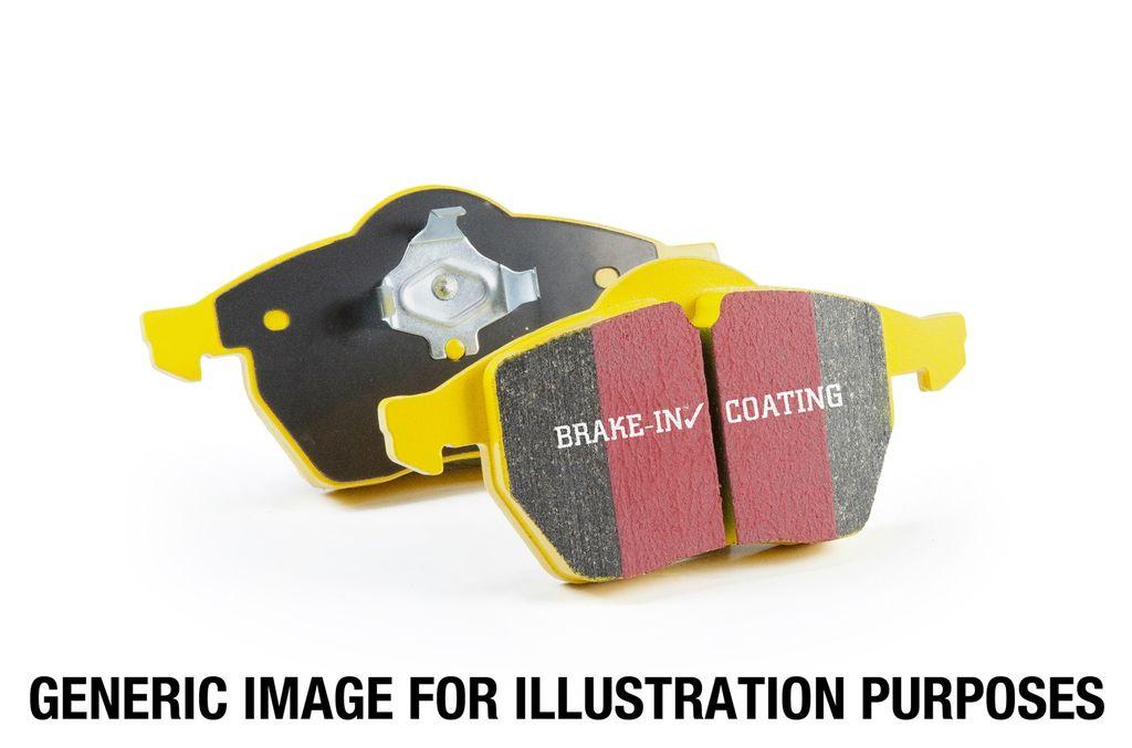 EBC Brakes DP41838R Brake Pad
