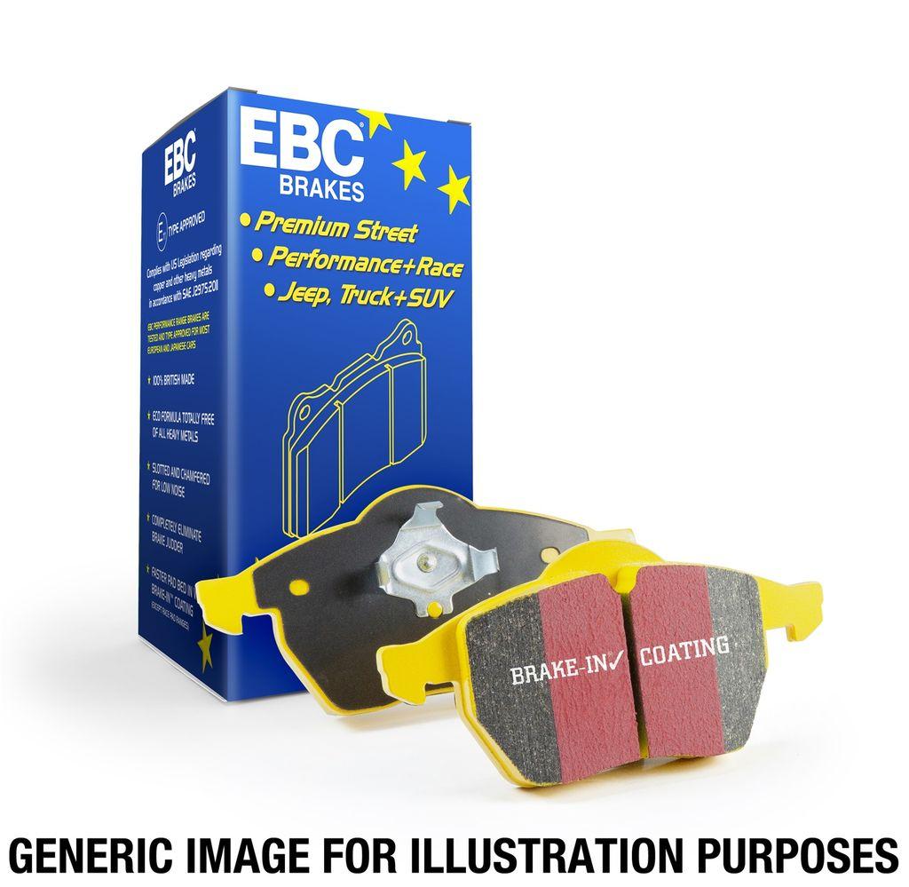 EBC Brakes DP41889R Brake Pad