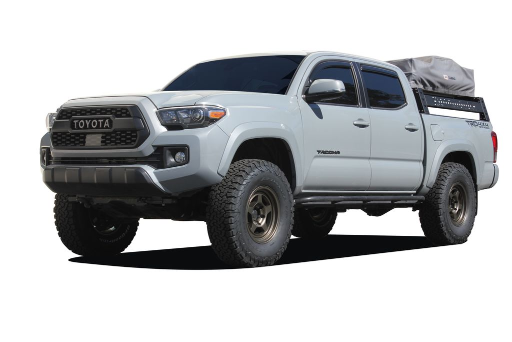 Eibach Lift Kit on Toyota Tacoma