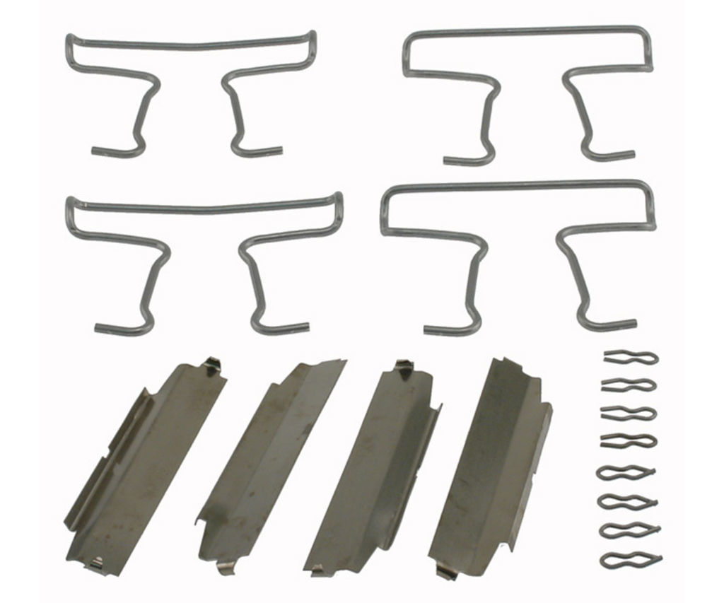Raybestos H15992A Professional Grade Disc Brake Caliper Hardware Kit