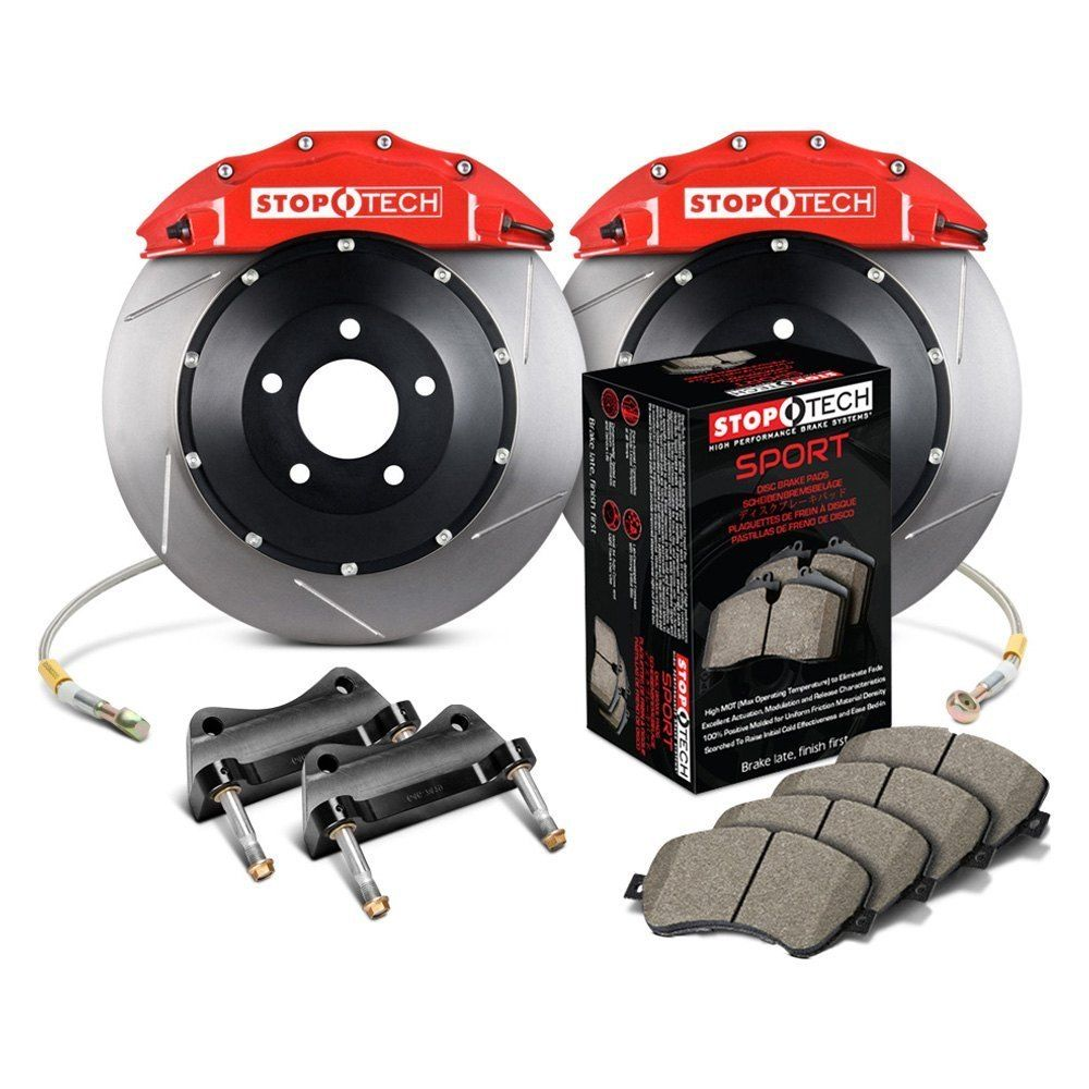 83.150.6800.81 Front Brake Rotor StopTech
