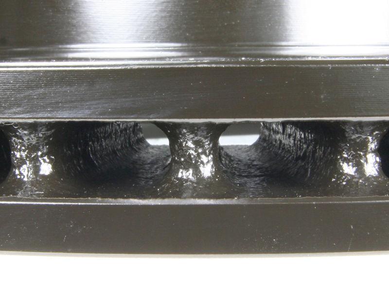 Power Slot 126.33012SR Slotted Brake Rotor