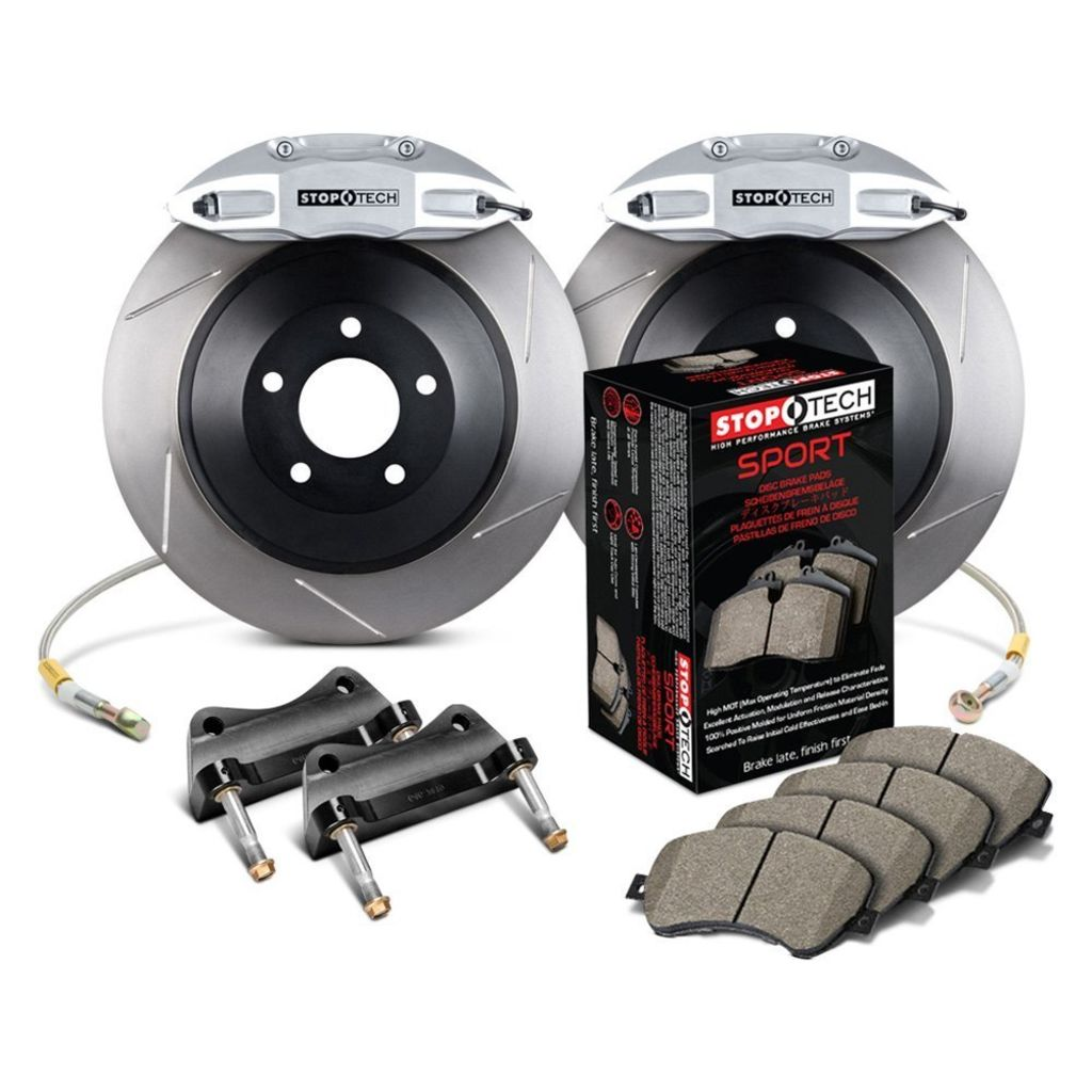 Select Pack StopTech 908.35088 Front Brake Kit