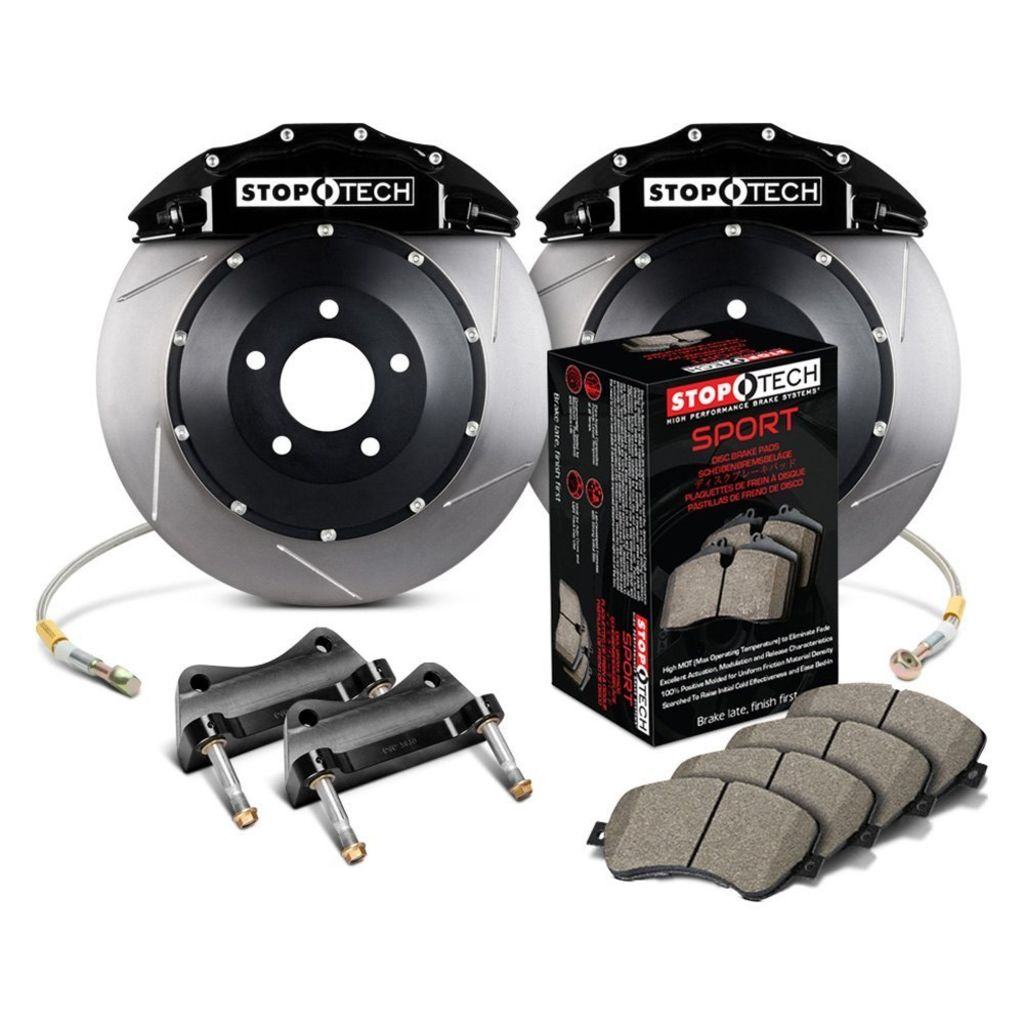 Stoptech 83.788.6700.51 - Big Brake Kit 2 Piece Brake Rotor