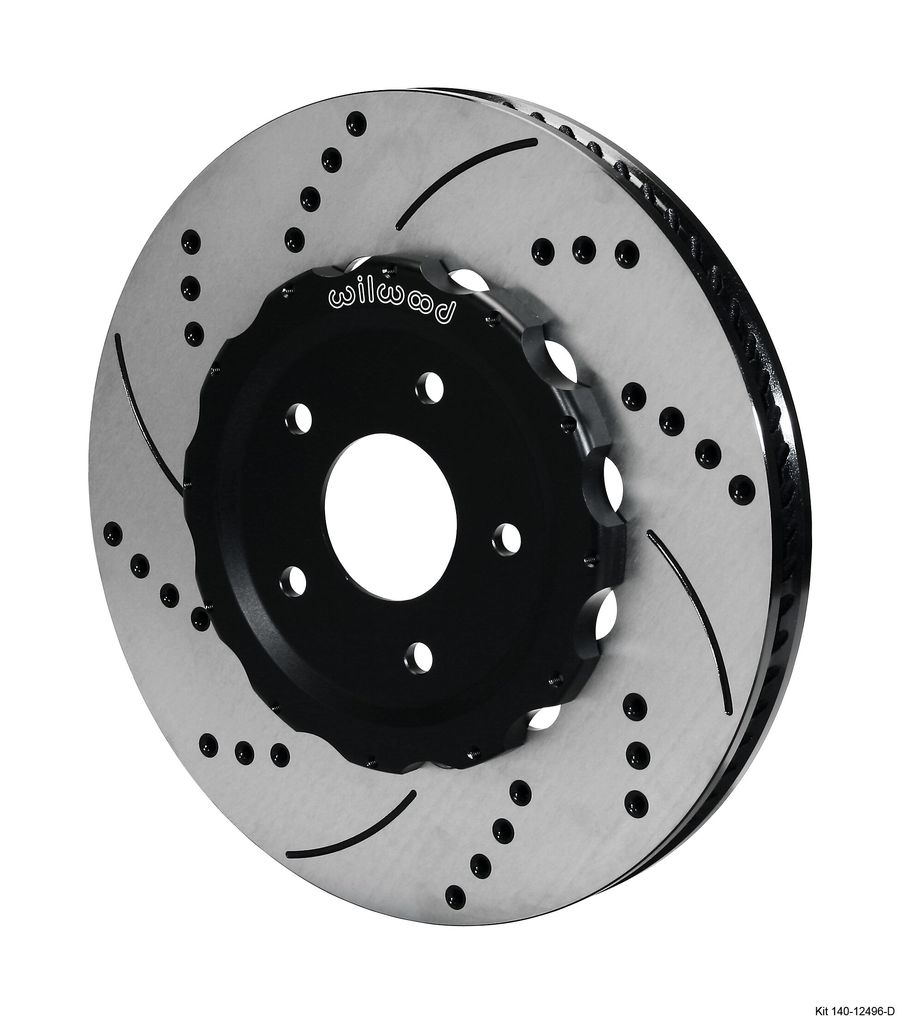 Wilwood 140-12496-D - Promatrix Replacement Rotor Kit