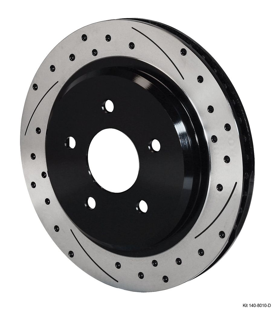 Wilwood 140-8010-D - Promatrix Replacement Rotor Kit