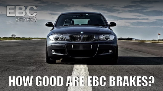 How good are EBC brakes