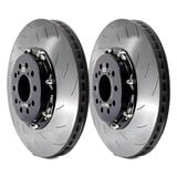 EBC  2-Piece Slotted Brake Rotors-Pair