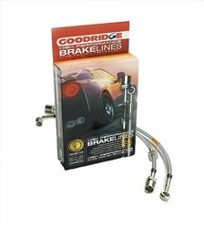 Goodridge 4-15006 - 4in. Extended Line SS Brake Line Kit