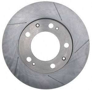 Centric Slotted Rotors OE Replacement