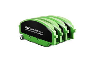 EBC Greenstuff 2000 Series Street Brake Pads