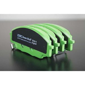 EBC Greenstuff 6000 Series Truck / SUV Brake Pads