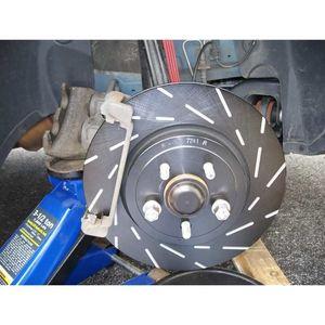 EBC Brakes USR7489 USR Series Sport Slotted Rotor