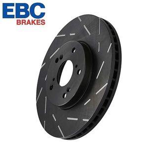 EBC Brakes USR1326 USR Series Sport Slotted Rotor