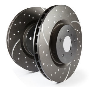 EBC Stage 3 Truck and SUV Brake Kit
