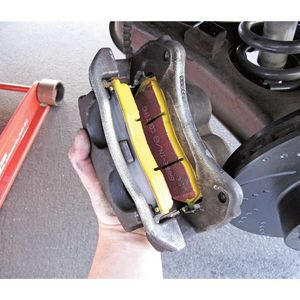 EBC Yellowstuff Street and Track Brake Pads