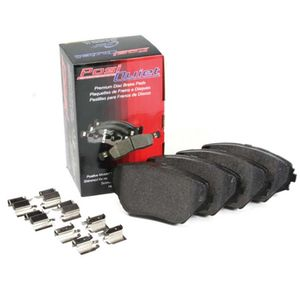 Posi-Quiet 106 Extended Wear Brake Pads